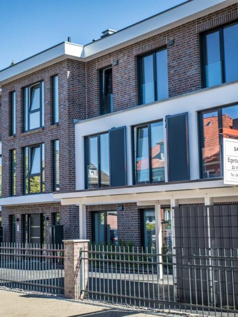 Vermarktung und Verkauf Eigentumswohnungen Dorfstrasse durch Immobilienmakler Sallier