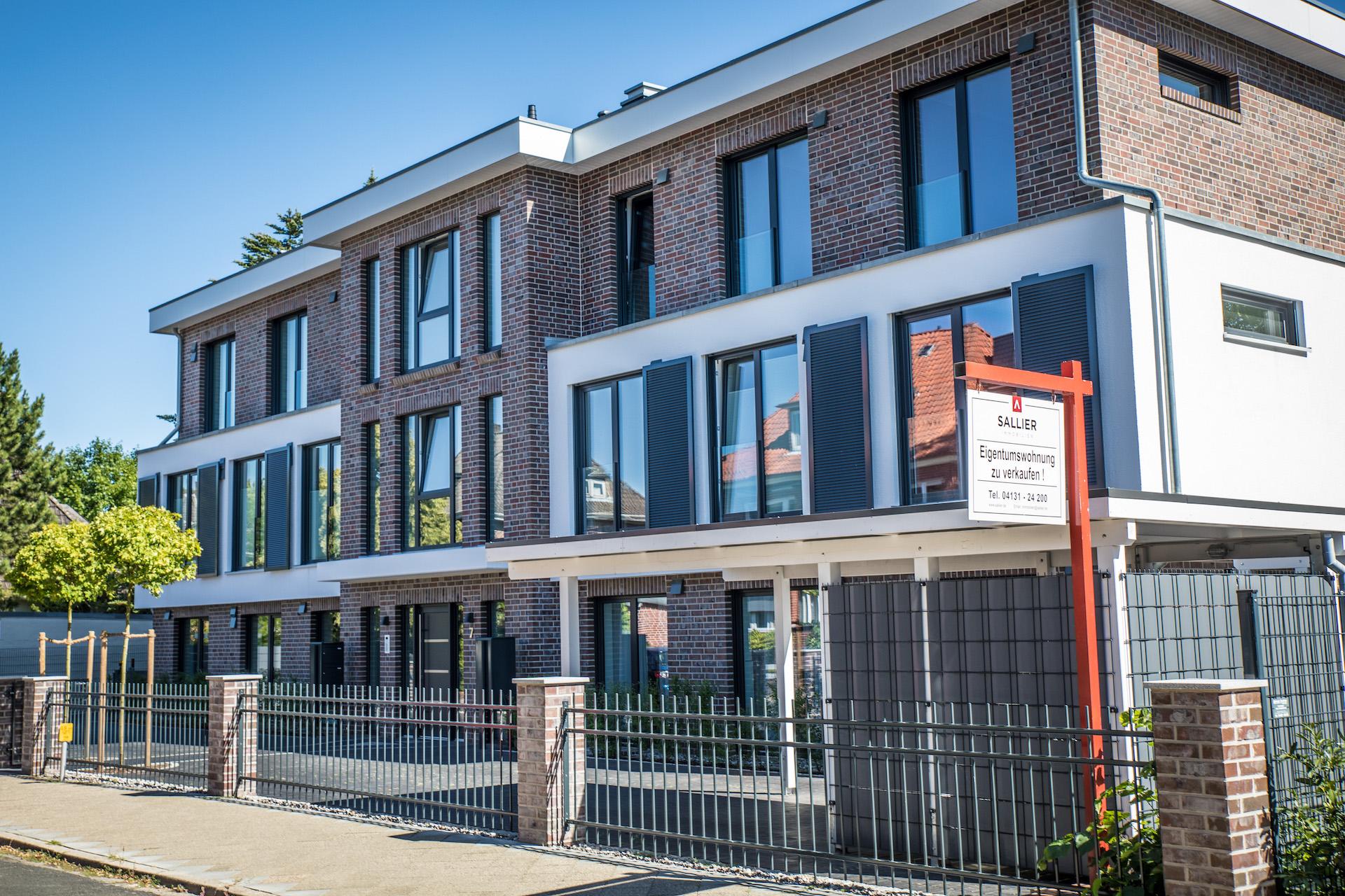 Aktuelle Bauprojekte in Lüneburg & Umgebung - SALLIER Immobilien
