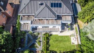 Wohnhaus mit Garten und mehreren Balkonen in Lüneburg verkauft durch Sallier Immobilien