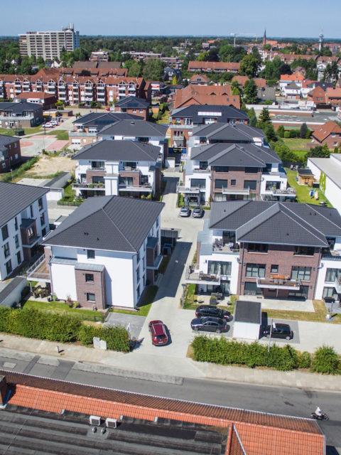 Sallier Immobilien Roydorfer Weg Verkauf Eigentumswohnungen, Mietwohnungen und Gewerbeimmobilie Supermarkt