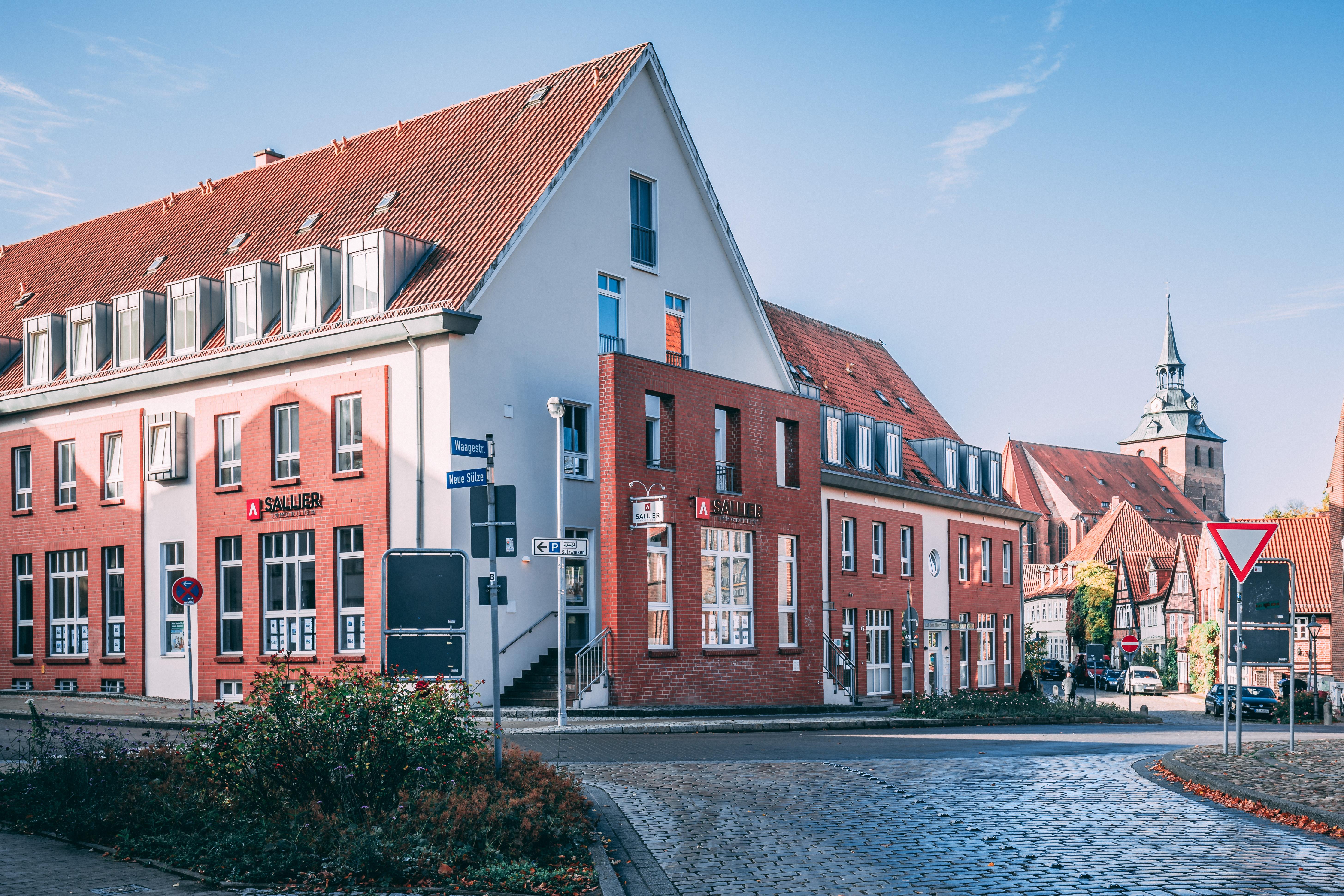 SALLIER Immobillien - Immobillienmakler für Lüneburg und Umgebung