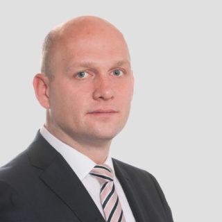 Sallier Immobilien Mitarbeiter Gewerbeobjekte und Projektentwicklung Jarno Richter Kaufmann der Grundstücks- und Wohnungswirtschaft