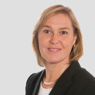 Sallier Immobilien Mitarbeiterin Sabine Wenzel Prokuristin