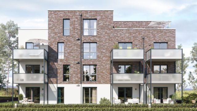 Sallier Immobilien Projekt Meine Lore mit Eigentumswohnungen in Lüneburg