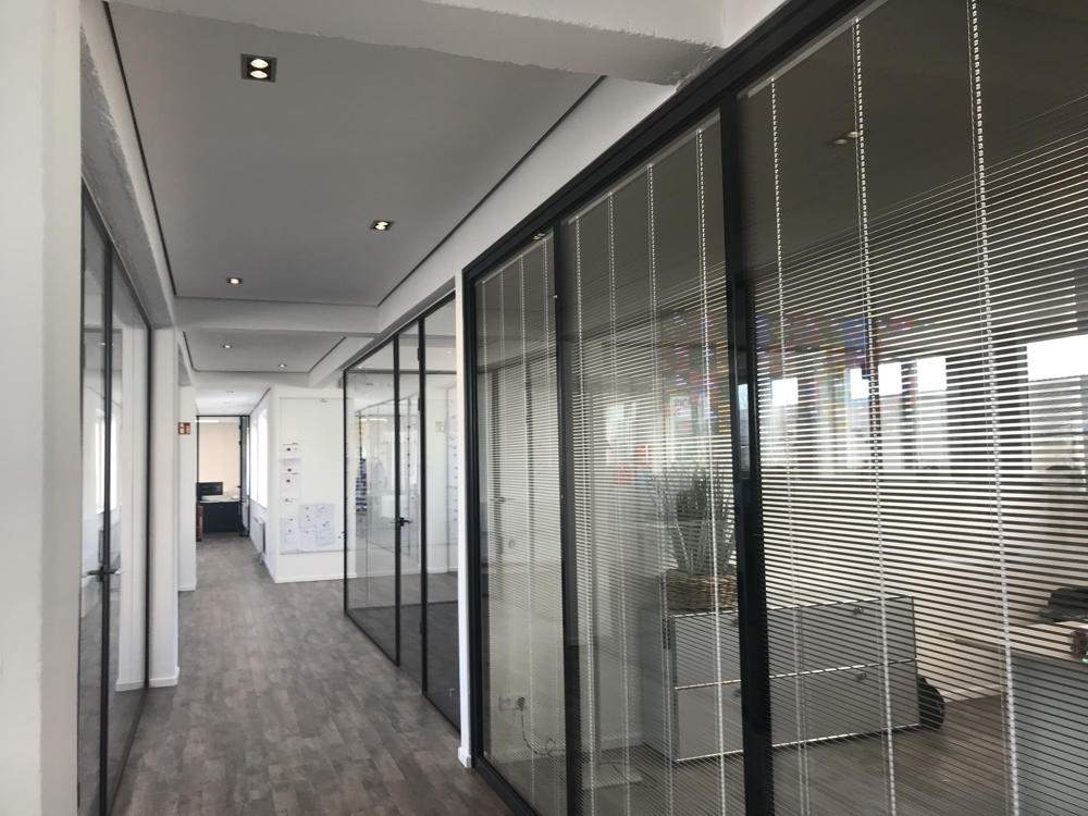 * Büroflächen beim Ilmenau Center * - Beispiel Bilder nach Herrichtung