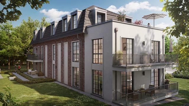 Sallier Immobilien Eigentumswohnungen mit Balkon oder Dachterrasse Rolfinckstrasse